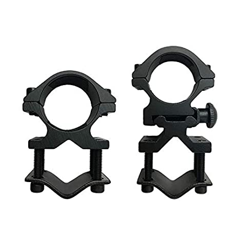 Multifunction 8-word tube clamp clip fixture hardware accessories qq fixed Bracket aiming mirror accessories tool parts