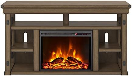 Ameriwood Home Wildwood Fireplace TV Stand