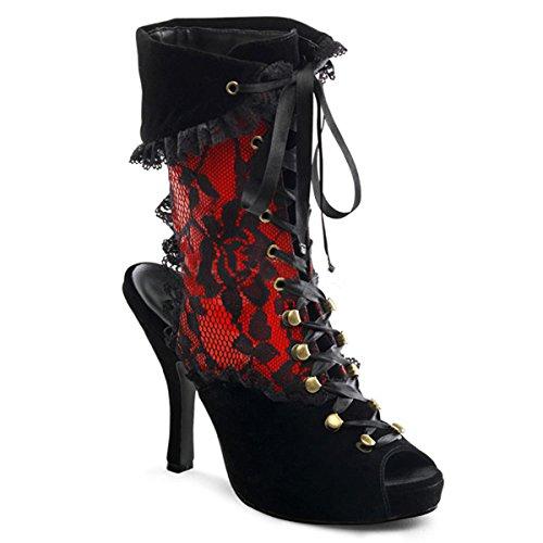 Heels-Perfect - Cerrado de material sintético mujer multicolor - multicolor