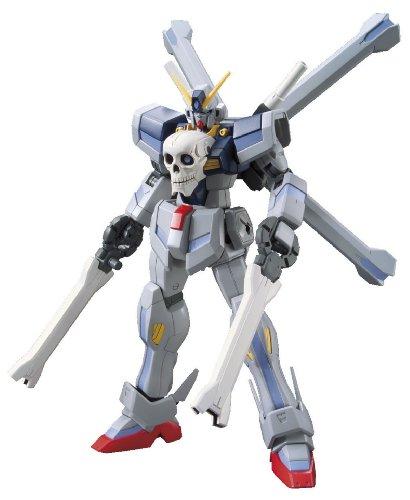 Bandai Hobby #14 HGBF Crossbone Gundam Maoh Model Kit (1/144 Scale) - Crossbone Gundam