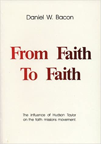 "Image result for ""from faith to faith"" bacon"