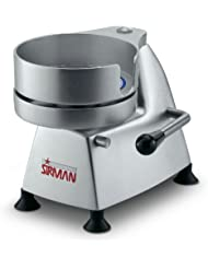 Sirman SA 150 Manual Patty Presses Mold 6 Inch