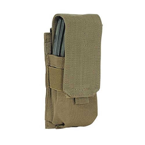 VooDoo Tactical Single M4/M16 Mag Pouch, Coyote, used for sale  Delivered anywhere in Canada