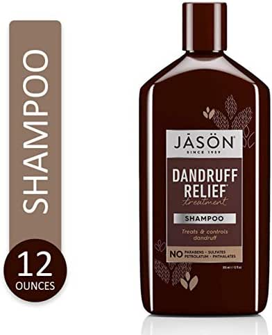 Shampoo & Conditioner: JĀSÖN Dandruff Relief