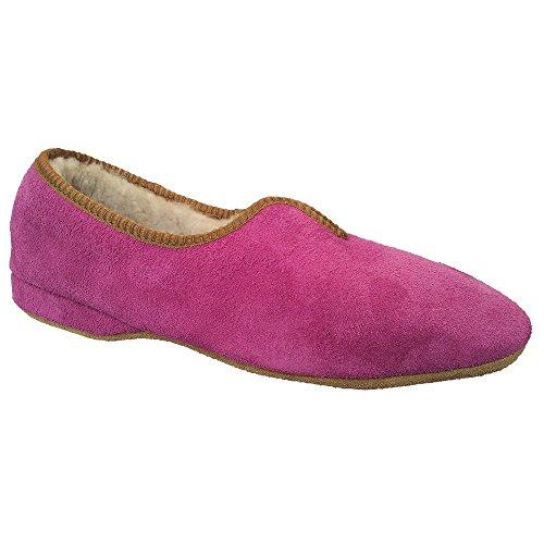 Womens Belinda Slip On Slippers Pink cW9WnIOew
