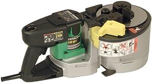 Hitachi VB16Y Portable Variable Speed Rebar Cutter Bender, Up to Number 5 (3/8