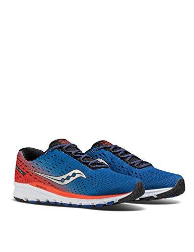 Saucony 3 Blu Footwear Men's Arancio Breakthru aHwx1aqr