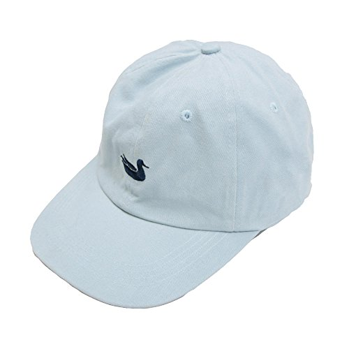 Southern Marsh Men's Logo Hat, Light Blue/Navy, One Size