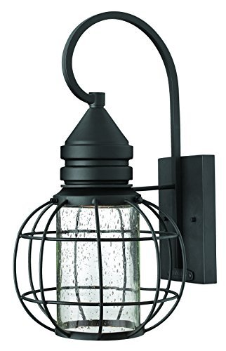 Hinkley 2254BK Outdoor New Castle Light by Hinkley