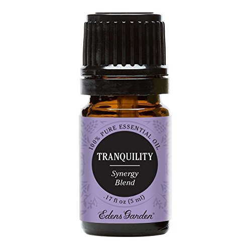 Edens Garden Tranquility Essential Oil Synergy Blend, 100% Pure Therapeutic Grade (Highest Quality Aromatherapy Oils- Sleep & Stress), 5 ml