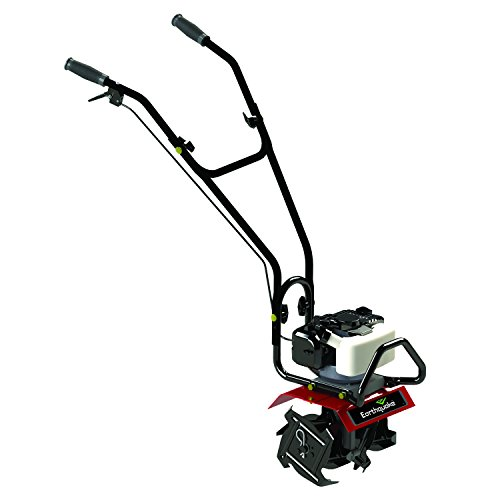 Earthquake 22255 MC25 Mini Cultivator Tiller with 25cc 2-Cycle Viper Engine, 5 Year Warranty