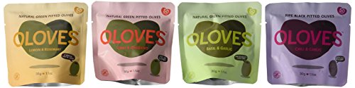 Oloves Variety Pack of 12