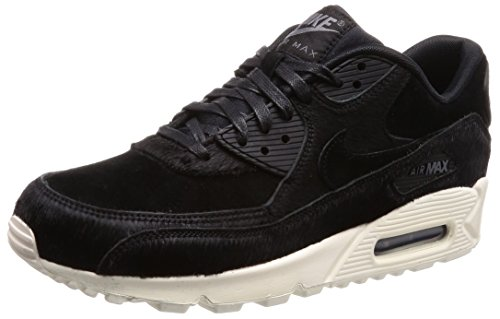 Nike Women's Air Max 90 LX Black 898512-006 (Size: ()