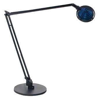 LEDL460BK   Ledu Concentrolite Halogen Desk Lamp