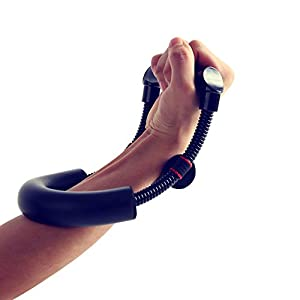 Sportneer Wrist Strengthener Forearm Exerciser Strength Trainer Developer Athletes, Physical Therapy Workouts