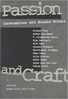 Book Passion and Craft: CONVERSATIONS WITH NOTABLE WRITERS