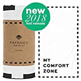 FAFANCY Beach Towel - Extra Large Beach Blanket - Quick Dry Lightweight Compact Microfiber Pool Towel Sand Proof Absorbent 63''x35'' Best for Adults and Kids