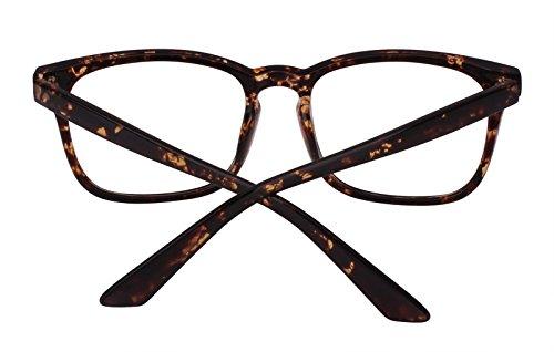 12c4b148d391 Jual Agstum Classic Full Rim Plain Glasses Frame Eyeglasses Clear ...