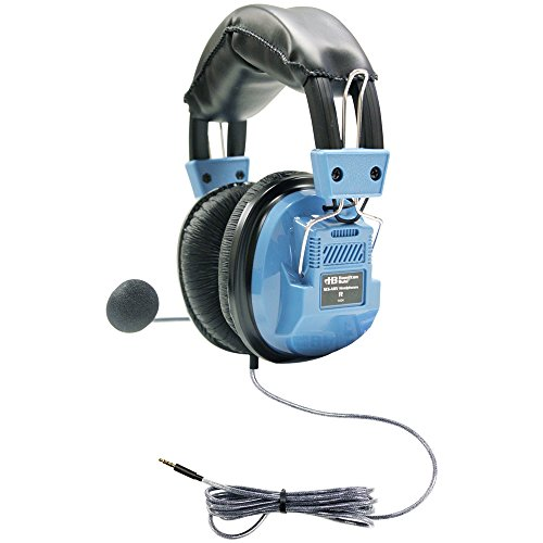 Hamilton Buhl - Deluxe Headset with Gooseneck Microphone and TRRS (Encore Binaural Headset)