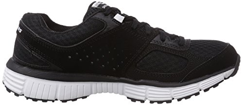 Skechers AgilityPerfect Fit - Zapatillas para mujer Bkw