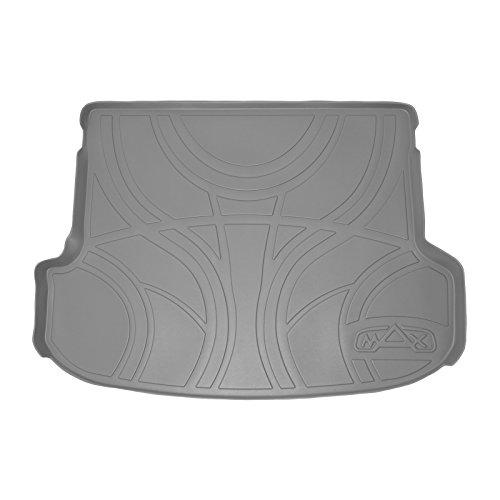 SMARTLINER All Weather Cargo Liner Floor Mat Grey for 2010-2015 Lexus RX350 / RX450h