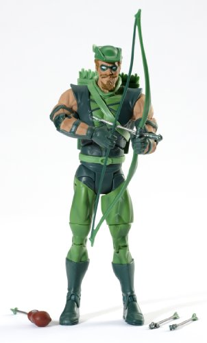 DC Universe Classic Green Arrow Figure