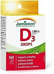 Vitamin D3 1,000 IU Drops