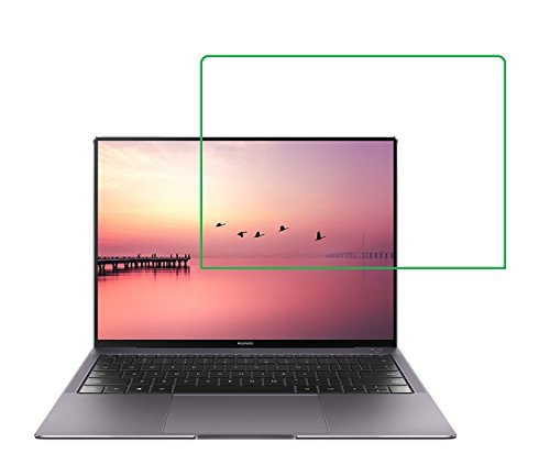 """It3 Anti Glare (2X Pcs) Screen Protector Guard for 13.9"""" Huawei MateBook X Pro Notebook (Customize Fit)"""