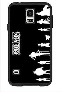 One Piece Cartoon Design Case For Samsung A8 Hard Plastic Cover Case ONP06