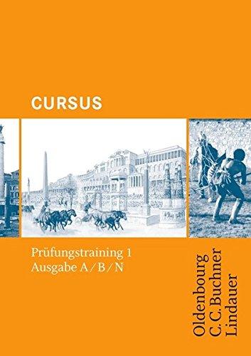 Cursus - Prüfungstraining 1 Ausgabe A/B/N