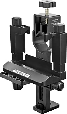 Orion 05306 SteadyPix Pro Universal Camera/Smartphone Mount (Black) from Optronic Technologies, Inc