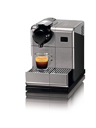 ענק DeLonghi Nespresso Lattissima Touch Coffee Machine, Silver, EN550S PT-34