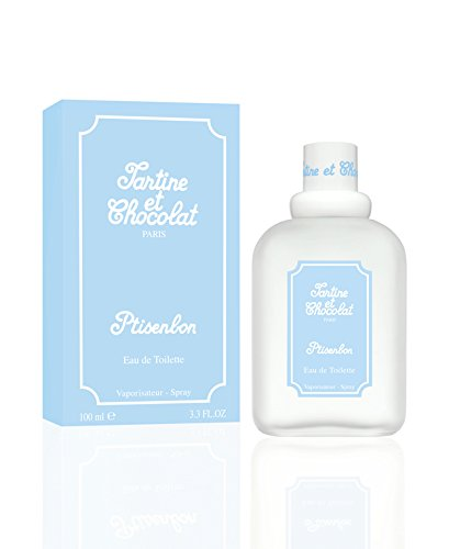 Givenchy Tartine et Chocolat Ptisenbon Eau de Toilette, 3.4 Ounce (Perfume Honeysuckle Givenchy)