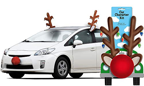 Amscan Christmas Reindeer Car Kit, 3 Ct. | Party Favor -
