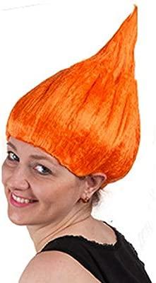 LuckyJIAO Pelucas Fiesta de Halloween Cosplay Poppy Wig For Kids ...
