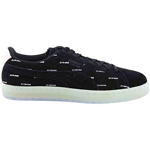 Sneaker PUMA Ankle Pink Suede Fashion V2 Black Men's High Dolphin qrWqOP8w