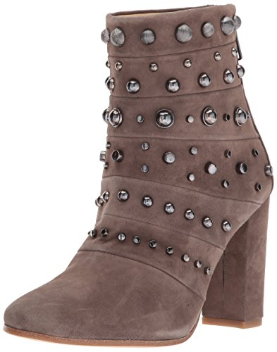 Badgley Mischka Women's Kurt Ankle Boot Taupe smMOqBNY9