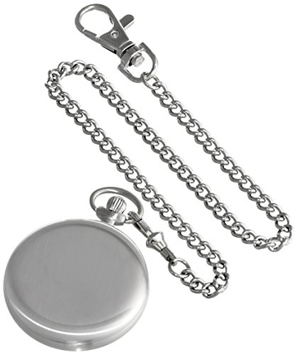 Charles-Hubert-Paris-3955-W-Premium-Collection-Analog-Display-Mechanical-Hand-Wind-Pocket-Watch