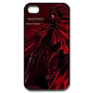 Cool Final Fantasy Game Iphone 4 4S Best Fashion Hard Cover Case