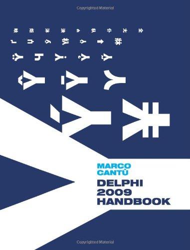 Delphi 2009 Handbook by CreateSpace Independent Publishing Platform