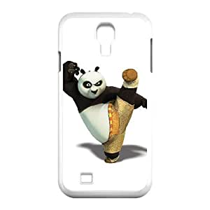 Kungfu Panda de DreamWorks Animal Kick Anime Samsung Galaxy S4 caja del teléfono celular 9500 linda funda blanca del teléfono celular Funda Cubierta EEECBCAAK73980