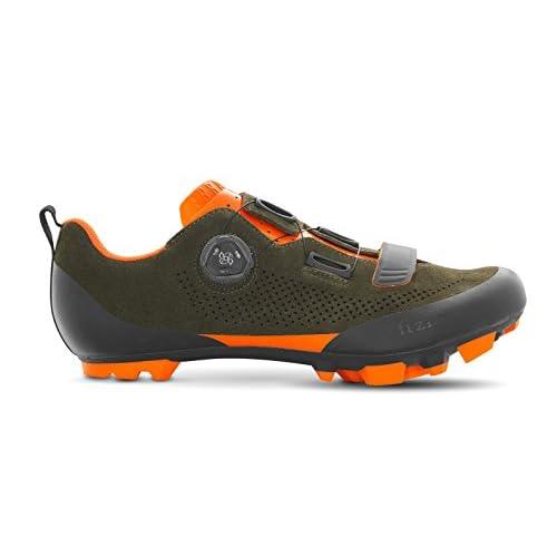 Carbon Fiber Microtex MTB Fizik X5 Terra Mountain Bike Shoe Adaptive Fit