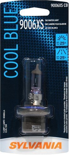 Sylvania 9006XS CB Cool Blue Halogen Headlight Bulb (Low Beam), (Pack of 1)
