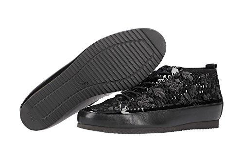 Högl 510231801000 para Cordones Negro Mujer de Zapatos ZAa4ZPF