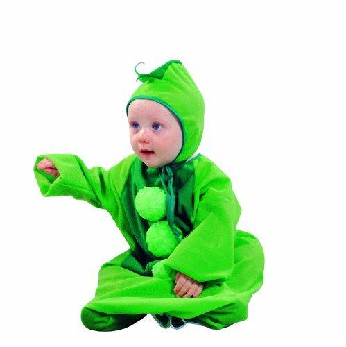 [Sweet Pea Buntings Newborn Costume] (Pea Costumes)