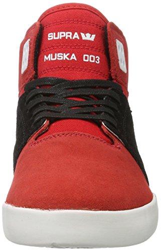 Supra Herren Skytop Iii Sneaker Rot (rosso-bianco)