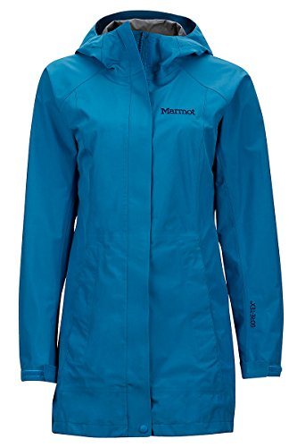 Marmot Essential Jacket for Women - 36570 (Small, Slate Blue)