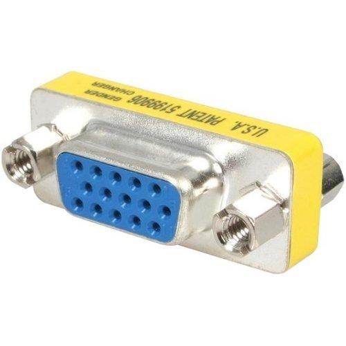 StarTech.com Slimline Display gender changer VGA HD-15 (F) HD-15 (F) Model GC15HSF