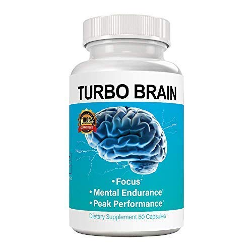 Turbo Brain is a Natural Dietary Supplement That Helps Support Certain Brain Functions, Such as Memory, Mental Speed, and Focus.