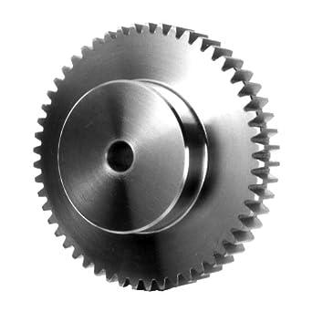 thomaf luid frente Rueda dentada de latón (fresado) – Módulo 0,3 –